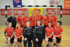 Frauenmannschaft des TSV